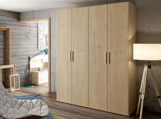 Dormitorios de matrimonio- 30- Armarios