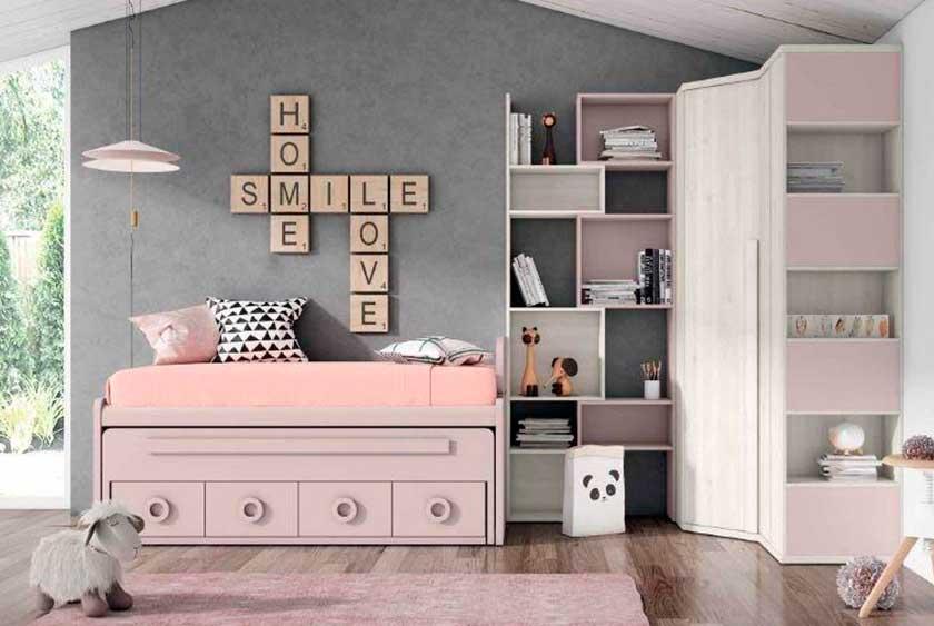 Dormitorio juvenil, 10