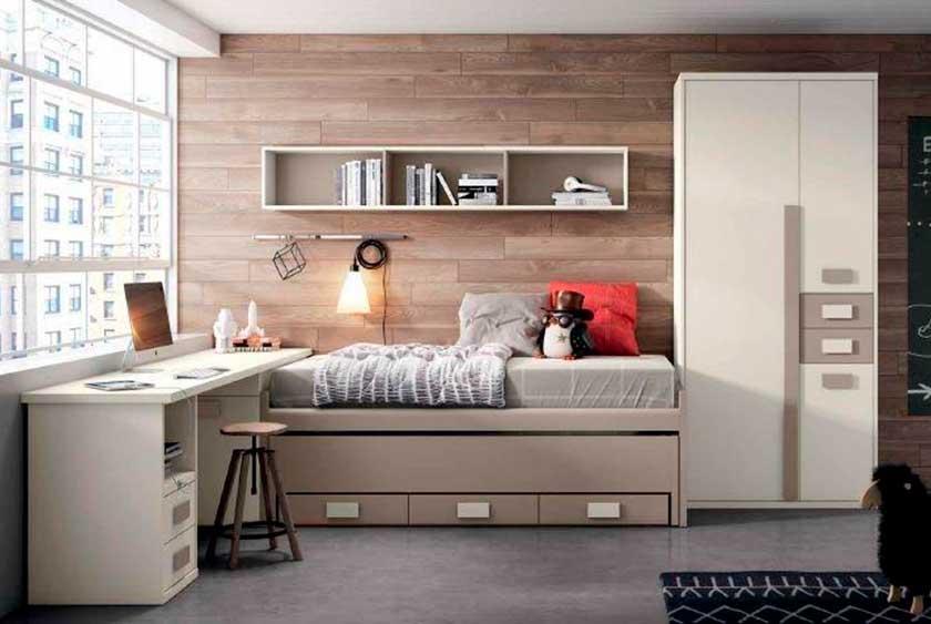 Dormitorio juvenil, 7