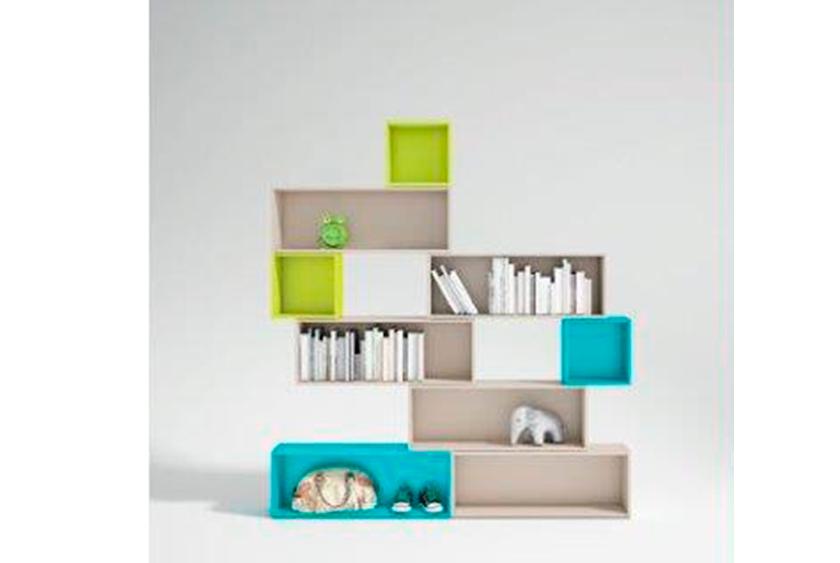 Librería estantería, 1-3
