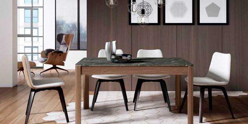 Mesa comedor, 6 - Fabricantes de colchones, tienda muebles Murcia