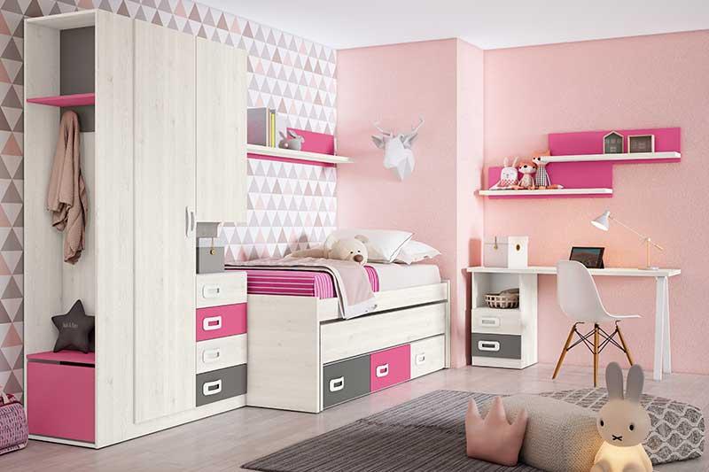 Dormitorio juvenil, 6j